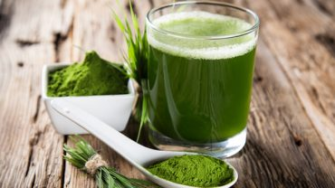fibromyalgia pain relief tip - barley grass juice