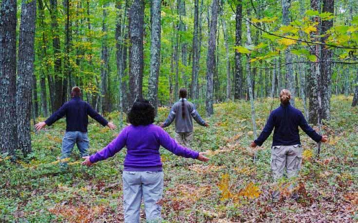 forest bathing for fibromyalgia