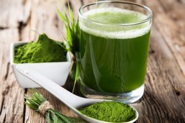 fibromyalgia pain relief tip - barley grass juice