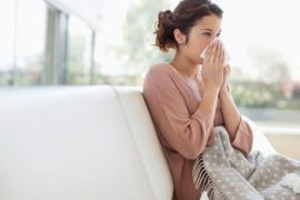 fibromyalgia sense of smell