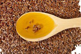 fibromyalgia pain relief flax seed oil