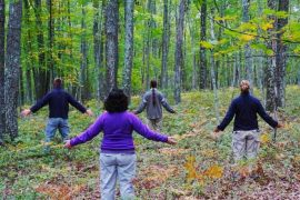 forest bathing for fibromyalgia