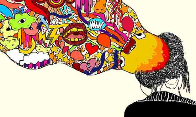 fibromyalgia overactive brain